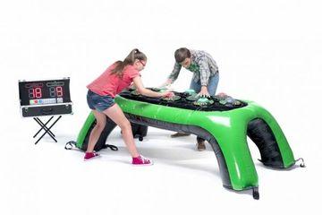 Interactieve tafel groen zwart
