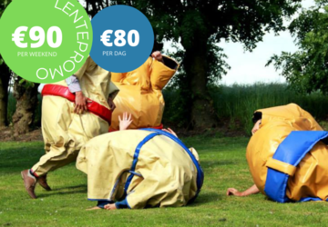 Promo sumopakken